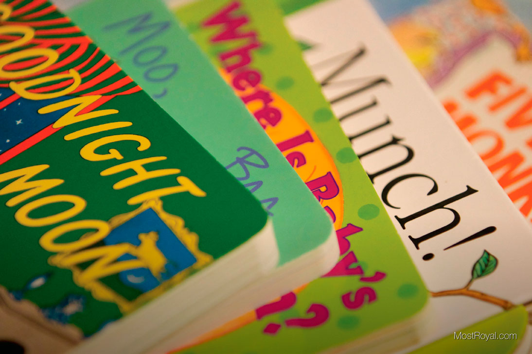 21 Must Own Baby Board Books