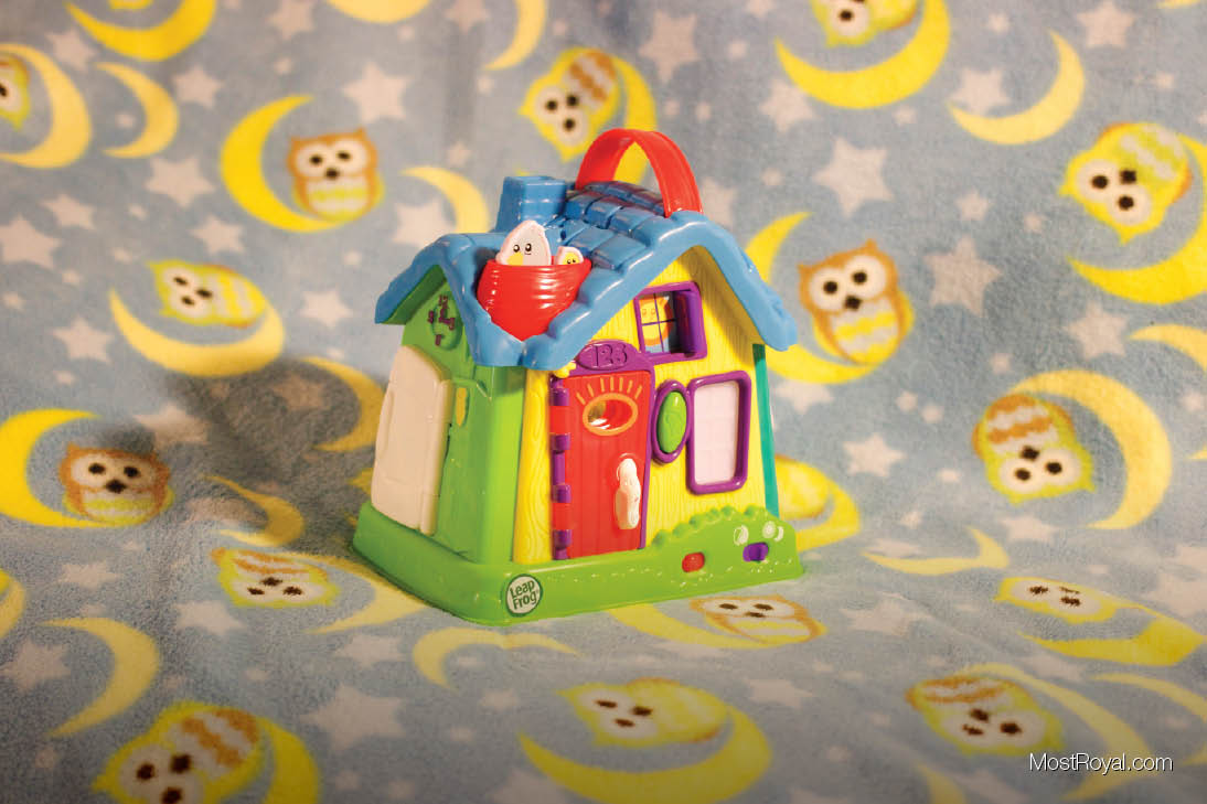 Leap Frog: My Discovery House [Video Review]