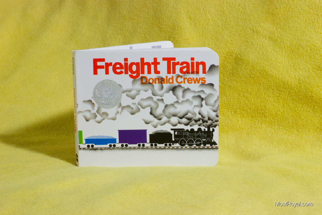 Is this Freight Train or Soul Train?