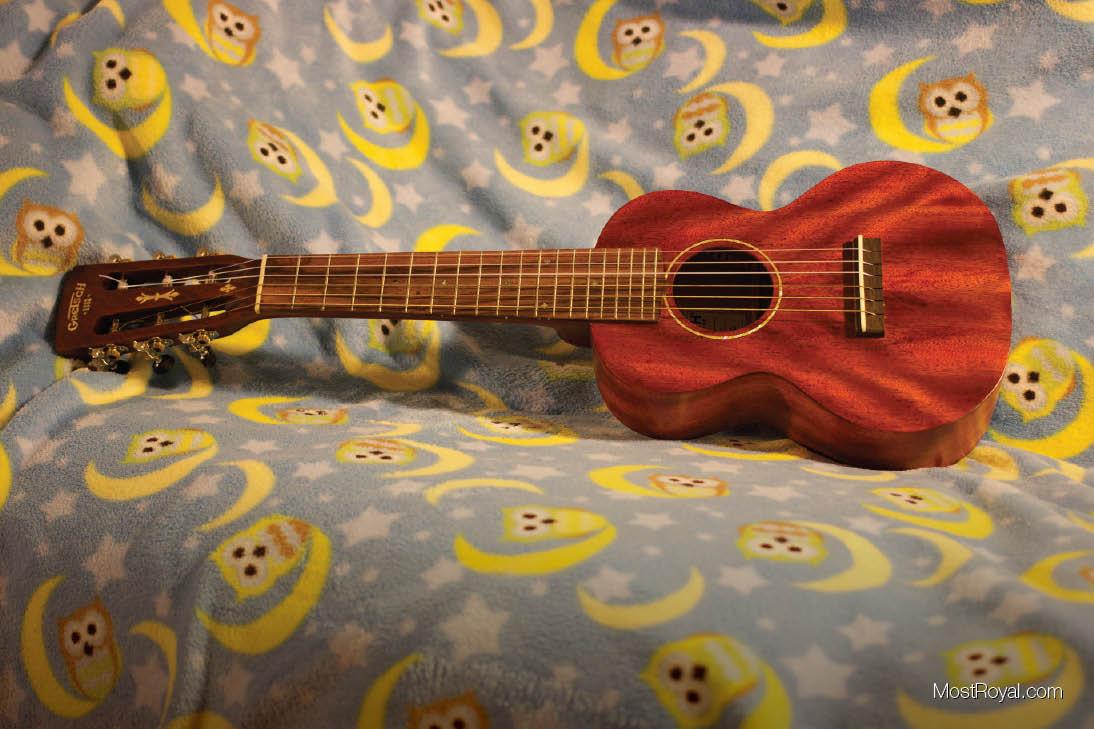 Gretsch G9126 Guitar Ukulele
