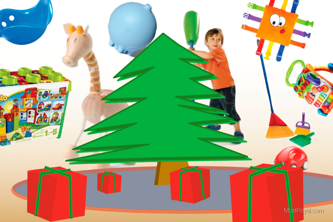Nine Awesome Toddler Toys For Your Holiday Shopping [VIDEO]