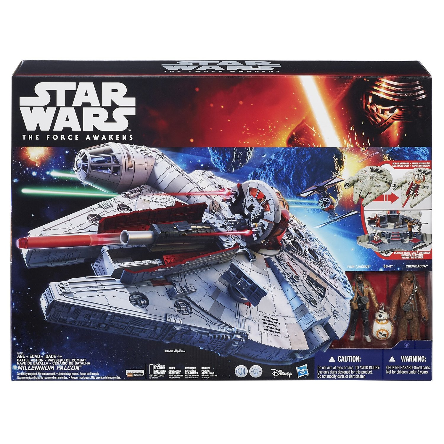 3 Star Wars gift ideas that will make you the greatest gift giver, ever.