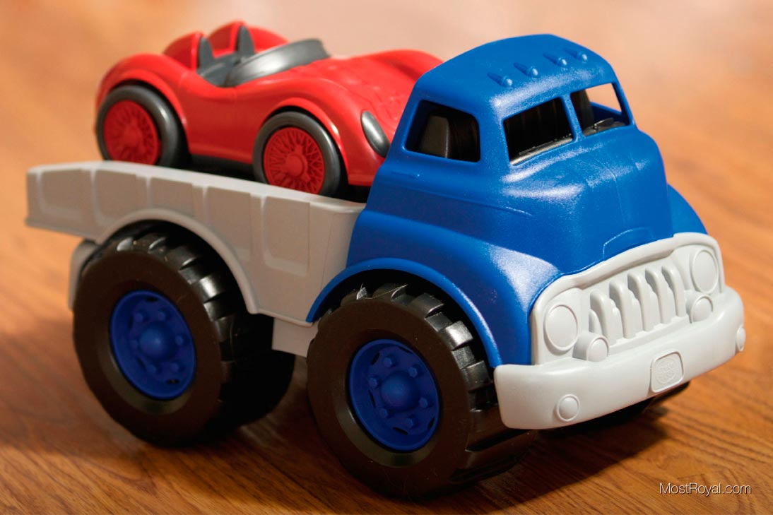 Green Toys Review [VIDEO]