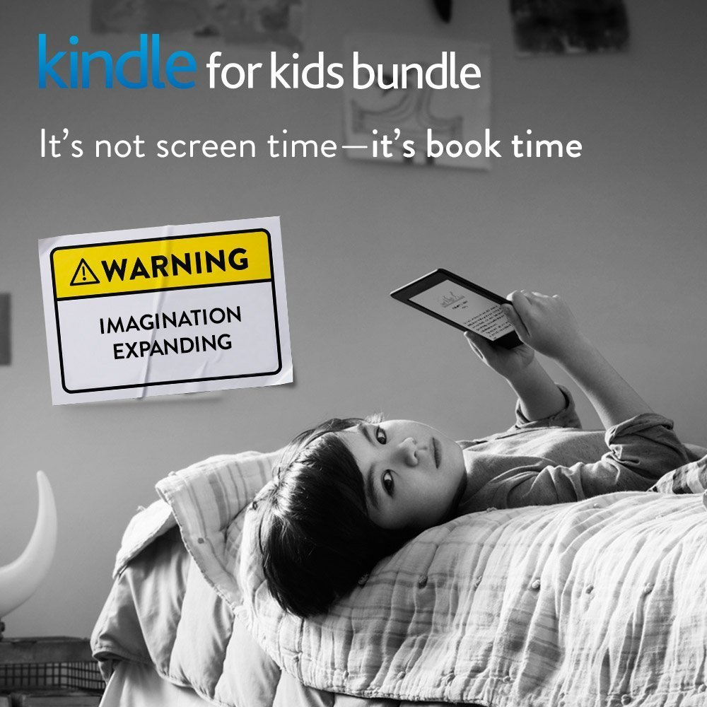 Kindle for Kids – Limited time sale on Amazon!