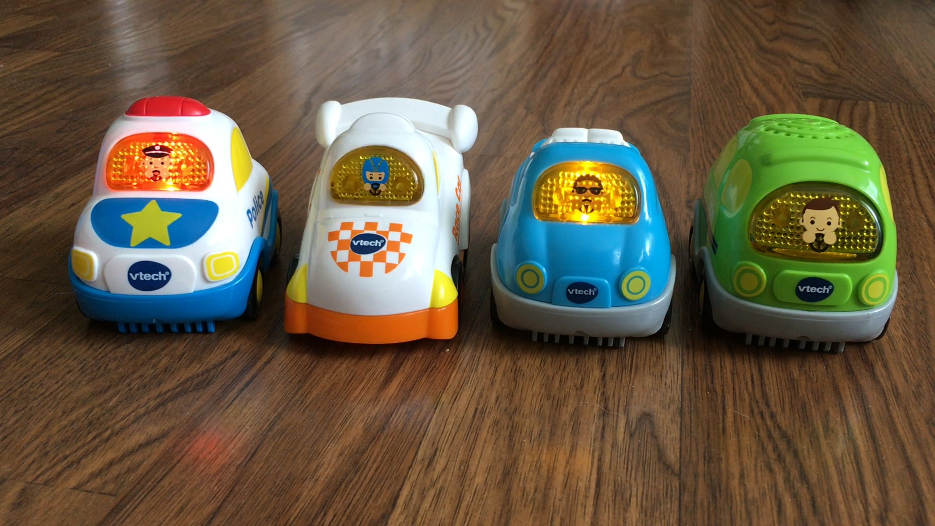VTech Go! Go! Smart Wheels Songs & Sounds